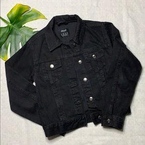 Trendy Vintage Jean Jacket